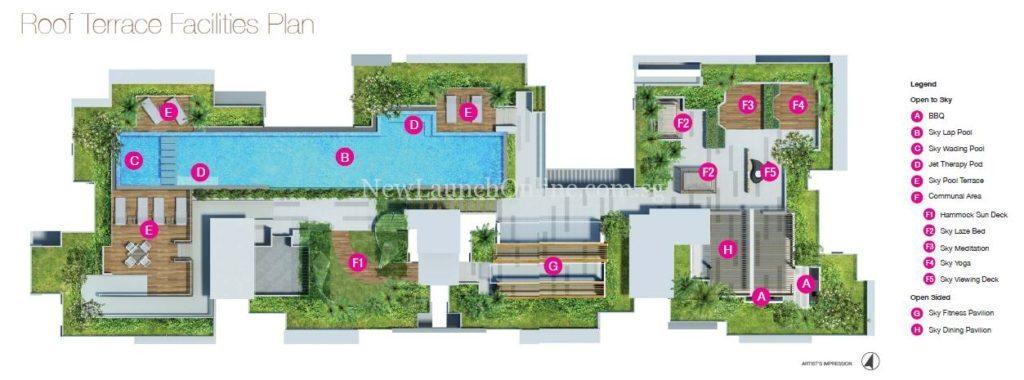 Sunnyvale Residences Site Plan