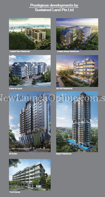 8M Residences Developer