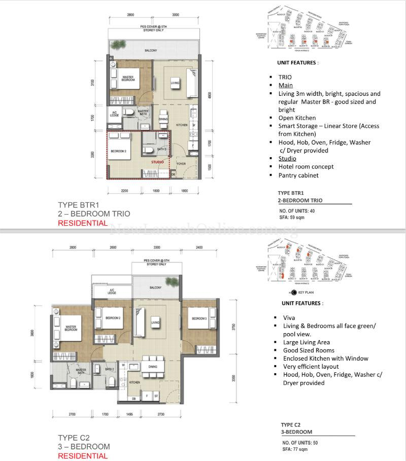 NorthPark-Residences-Floor-Plan