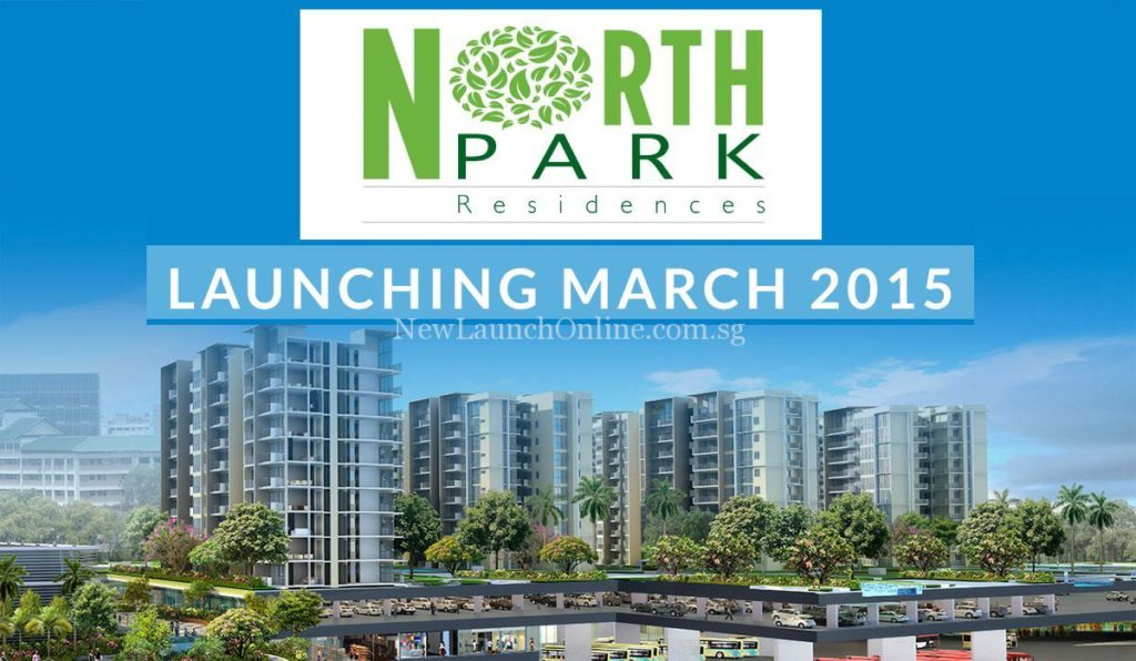 North Park Residences launching march 2015