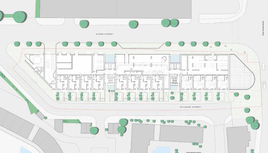 Oxygen Manchester Site Plan