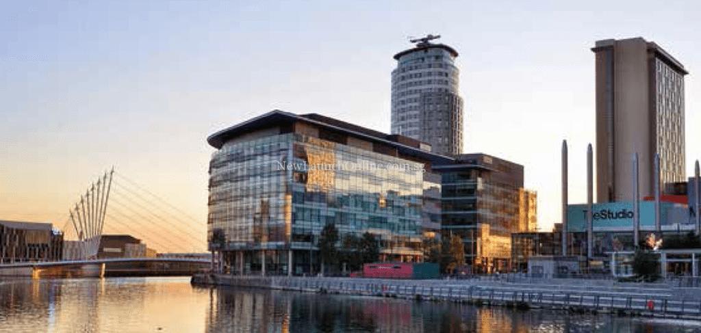 Oxygen Manchester - City Riverfront