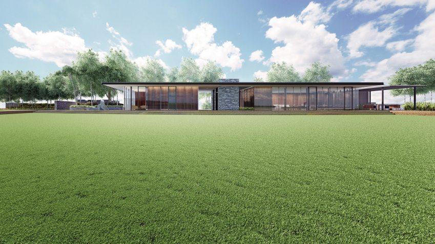 Principal Garden Clubhouse
