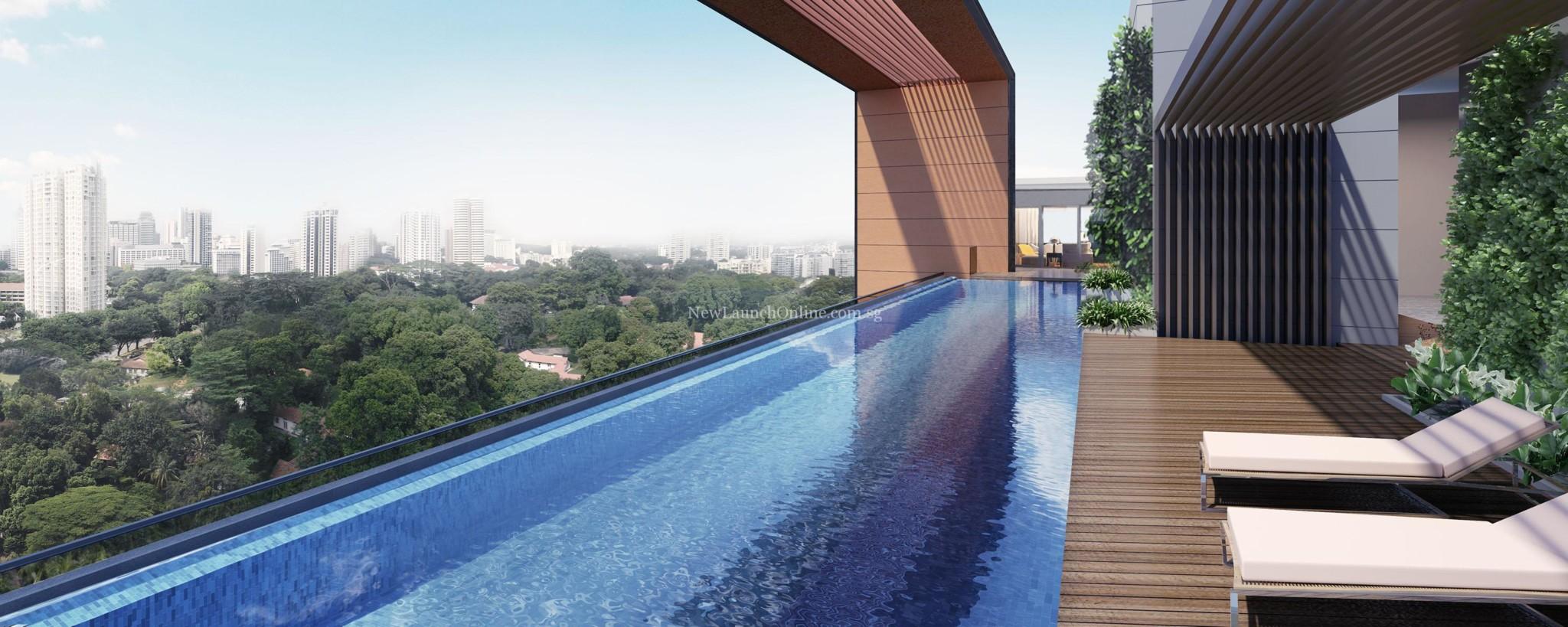 Principal Garden Sky Pool Terrace