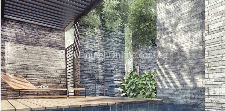 Principal Garden private lounge pool