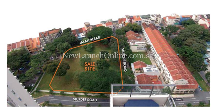 Sturdee Residences Location