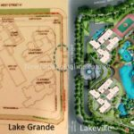 Lake Grande Site Plan (with Lakeville)
