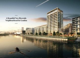 Royal Wharf London - A Beautiful New Riverside Neighbourhood