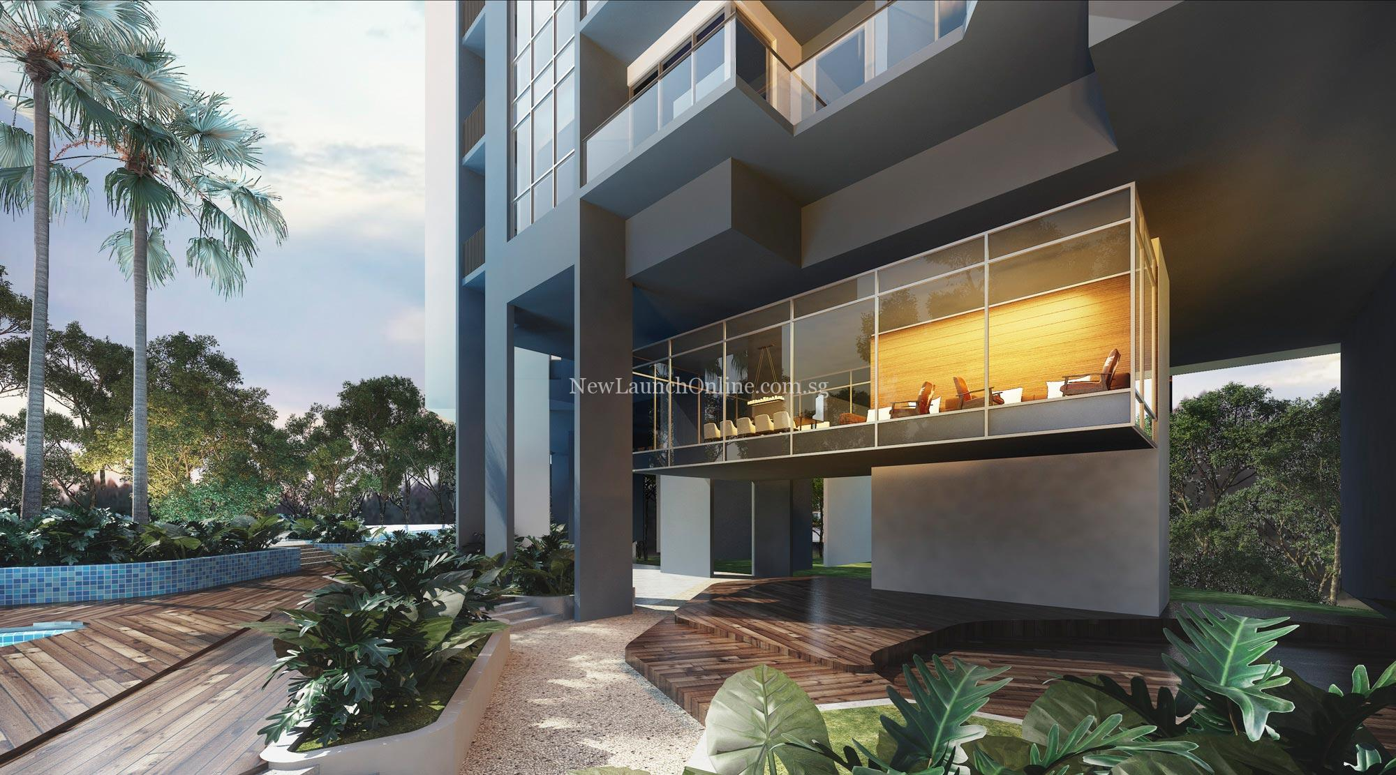 Sturdee Residences Clubhouse