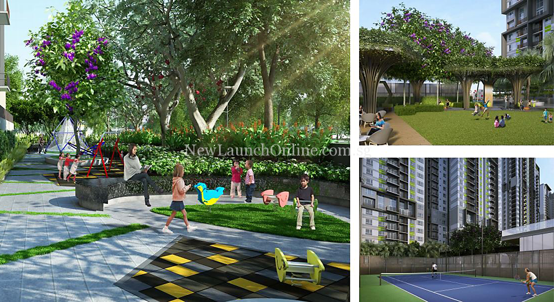 Vista Verde Vietnam facilities