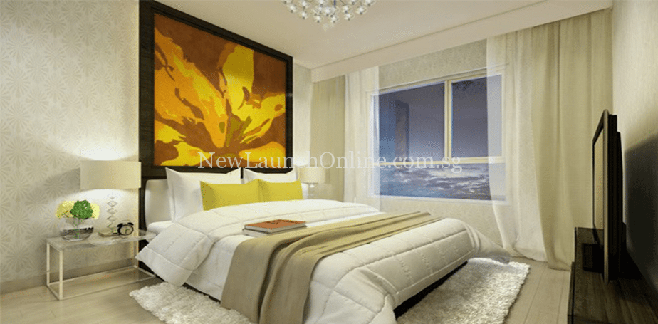 Vista Verde Vietnam bedroom