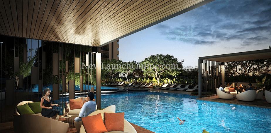 Vista Verde Vietnam pool