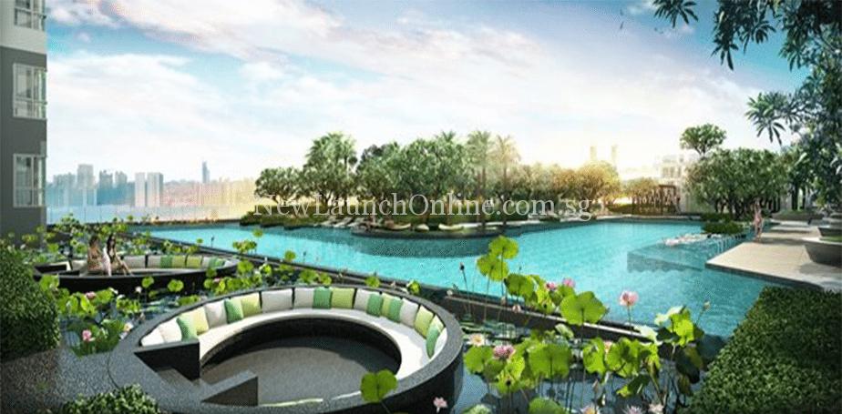 Vista Verde Vietnam resort pool