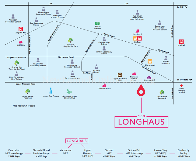 183 Longhaus location