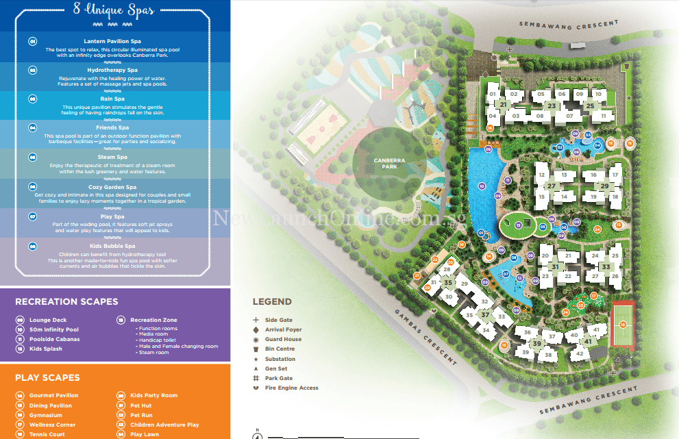 Parc Life Site Plan – How To Get A Site Plan