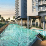 Sturdee Residences lap pool