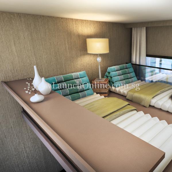 The Asana Interior Luxury