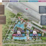 Commonwealth Towers Site Plan