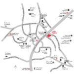 Forest Woods Residences Location Map