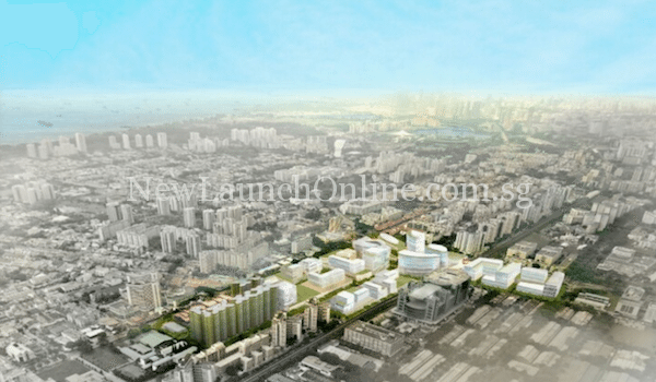 Park-Place Residences At Paya Lebar Quarter