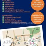 The Alps Residences VVIP invitation by Huttons