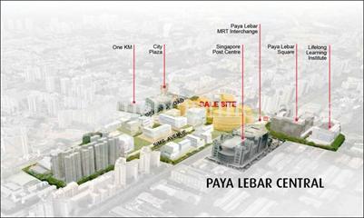 Park-Place Residences At Paya Lebar Quarter