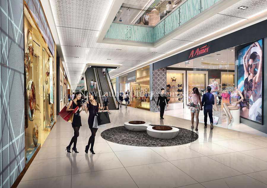 the bridge cambodia retail mall