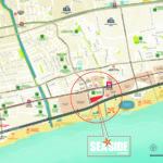 Seaside Residences location
