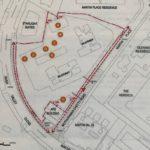 Martin Modern site plan (draft)