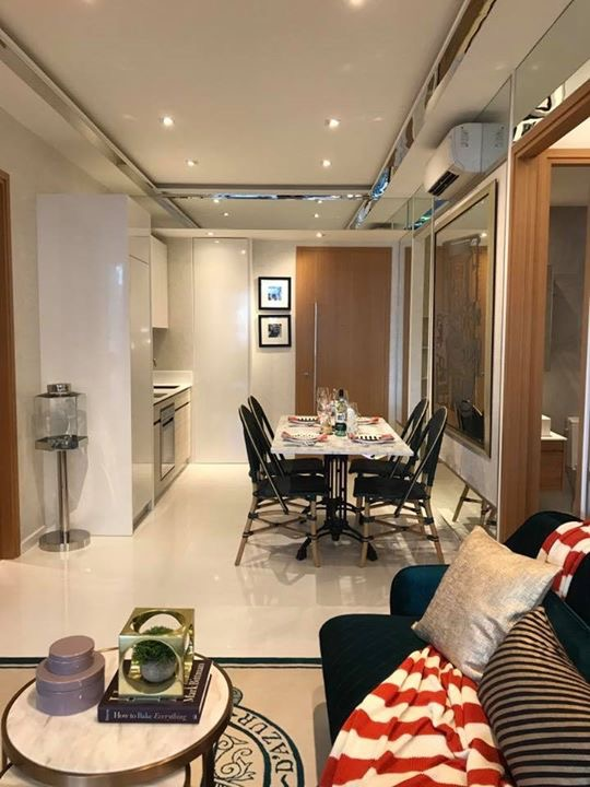 TRE Residences showflat 1