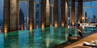 Kismis Residences pool