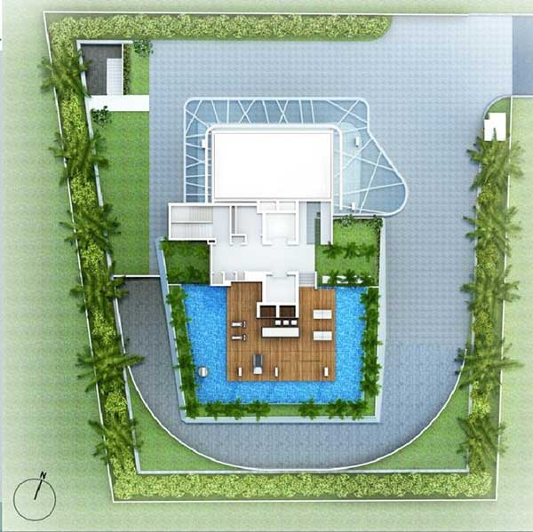 City Suites Site Plan