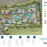 The Visionaire EC Site plan
