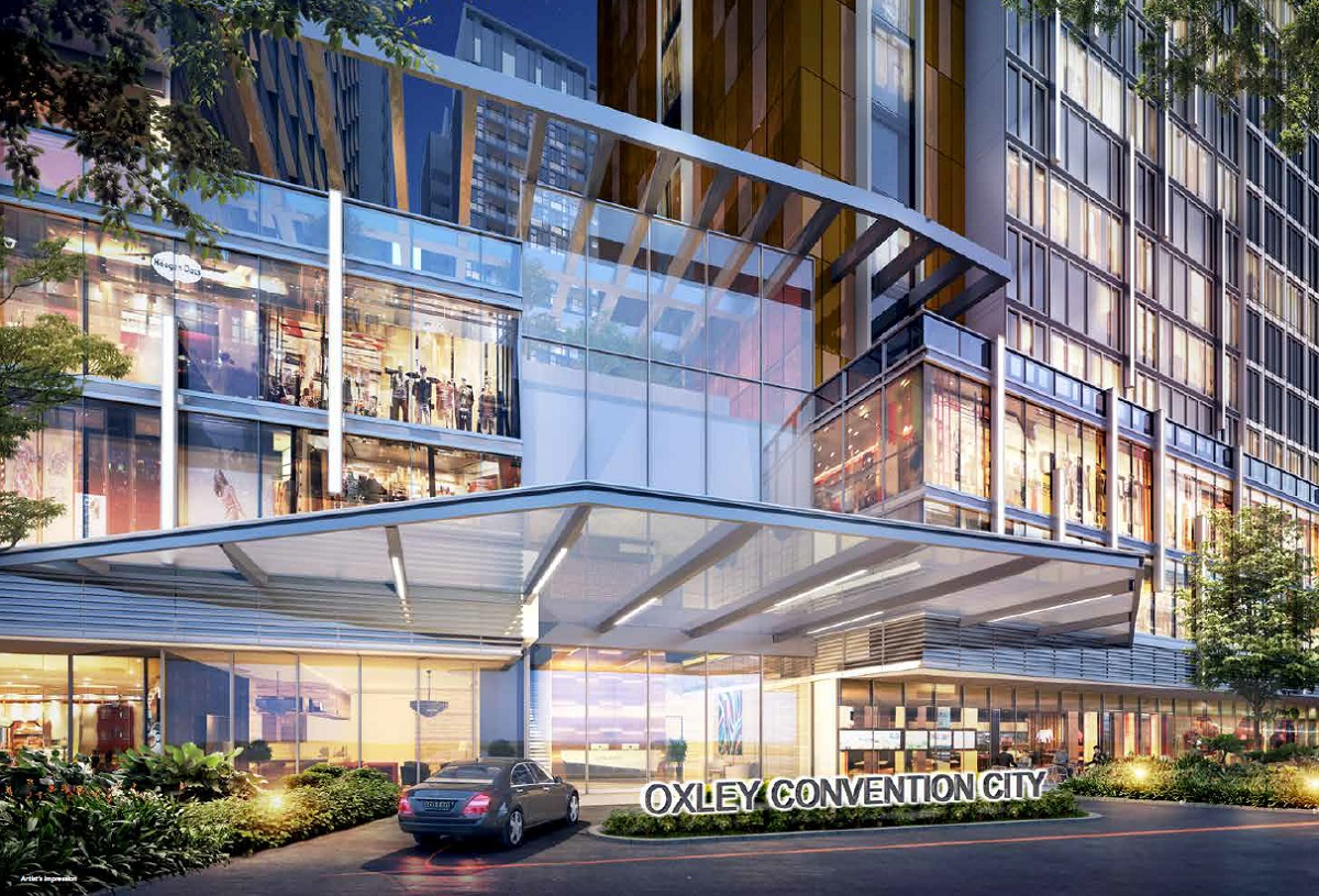 oxley convention city batam hotel drop off
