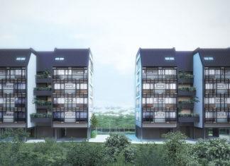 The Orient facade