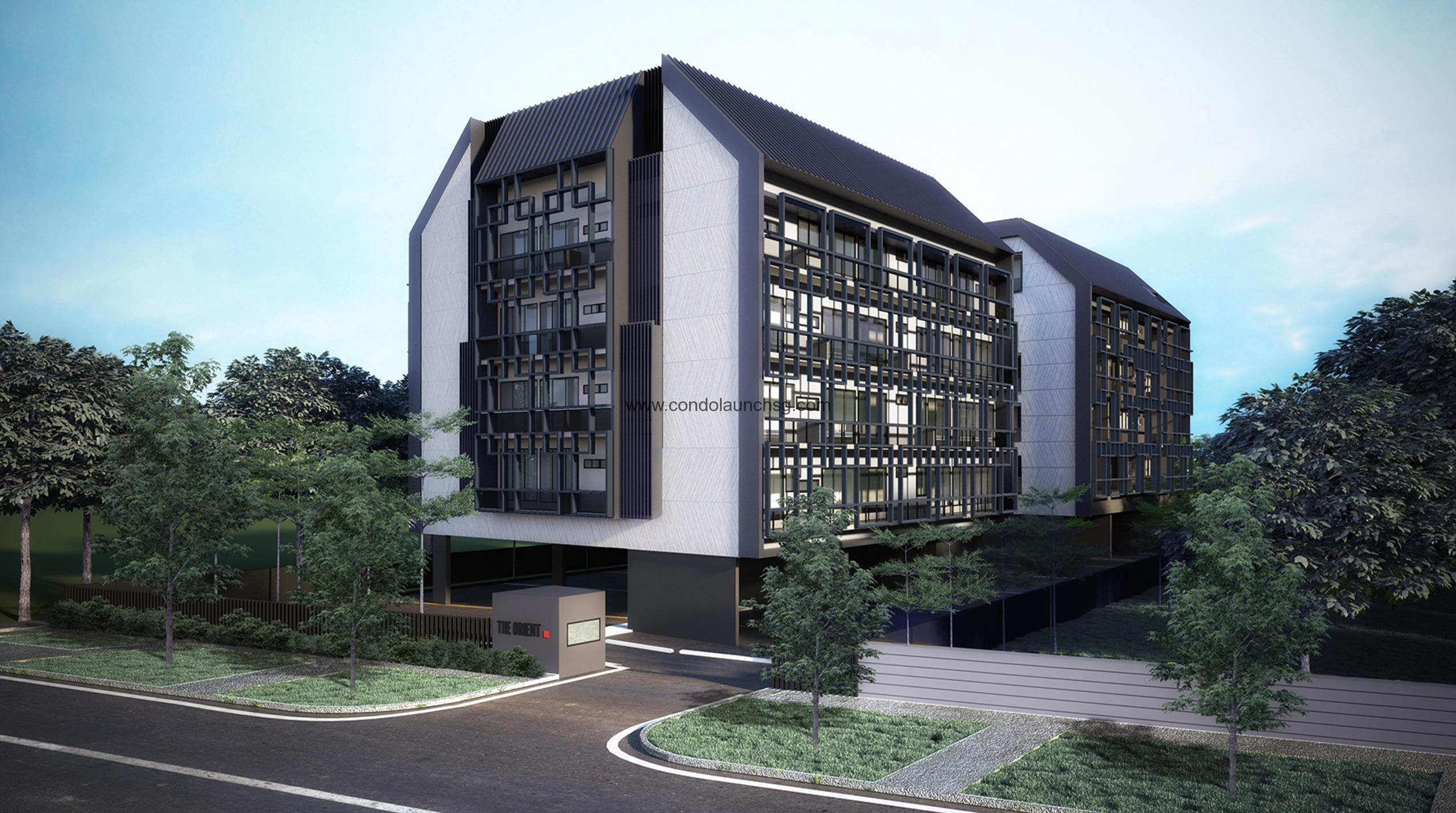 The Orient at 251 Pasir Panjang