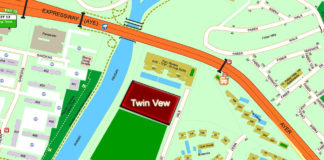Twin Vew Location at West Coast Vale