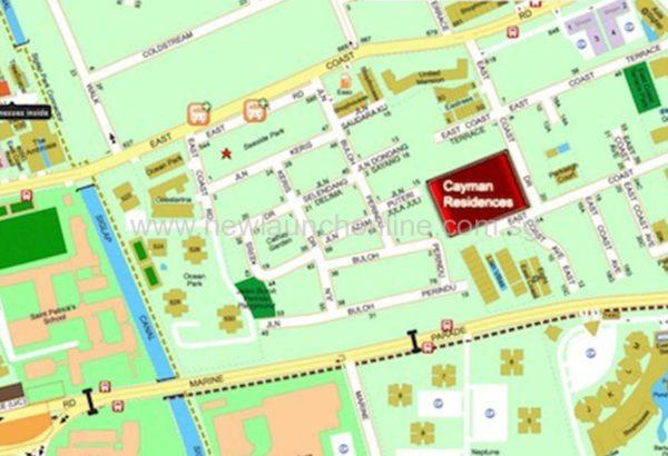 Cayman Residences Location