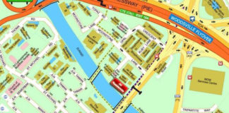 Jui Residences Location