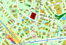 Muse @ Newton Location Map at Newton Road