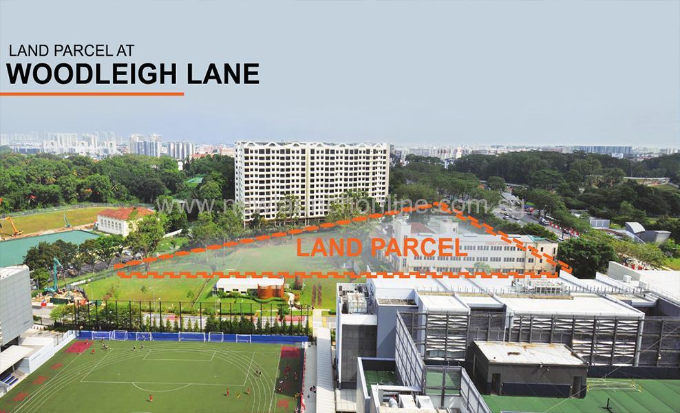park colonial land parcel