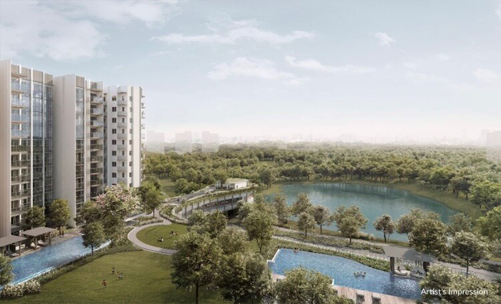 The-Woodleigh-Residences-view