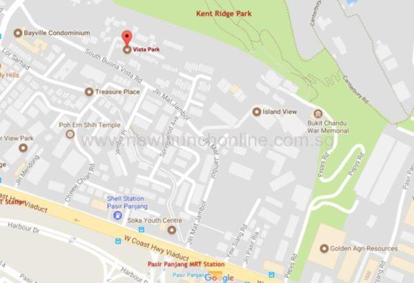 Vista Park location