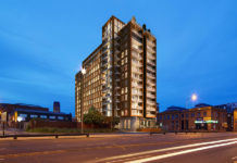Epic Residence Liverpool facad