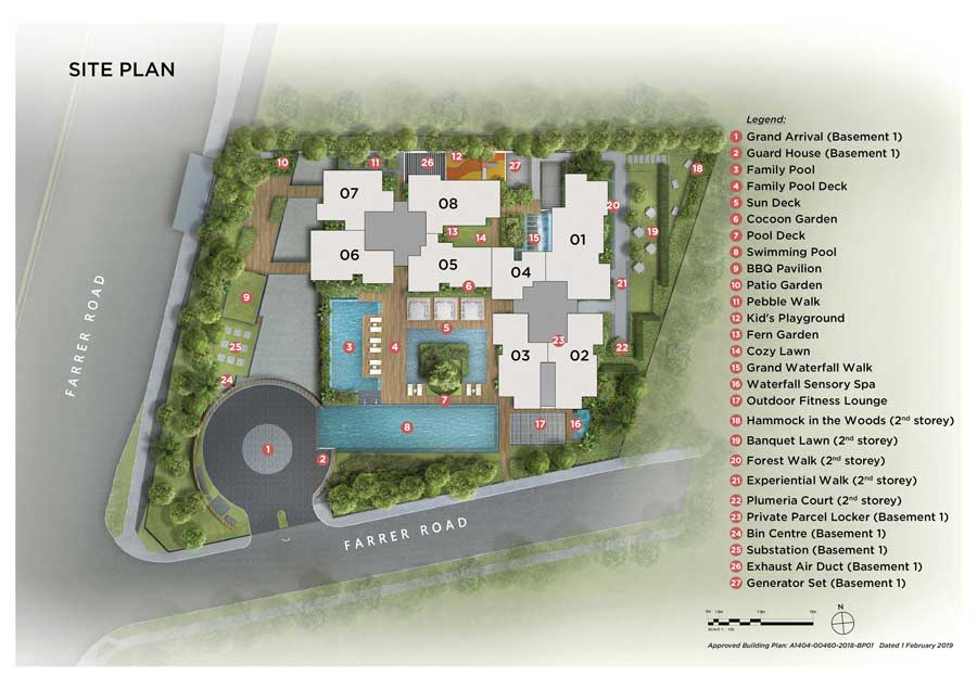 Wilshire-Residences-Site-Plan