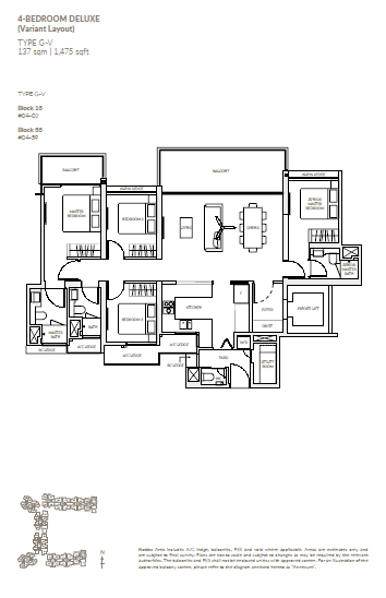 Woodleigh Residences Floor Plan 8 Newlaunchonline Com Sg