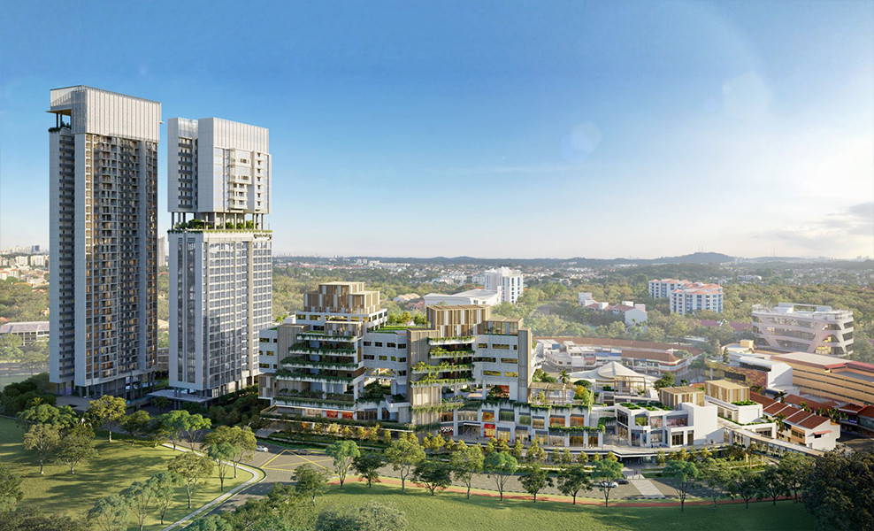 One-Holland-Village-Development