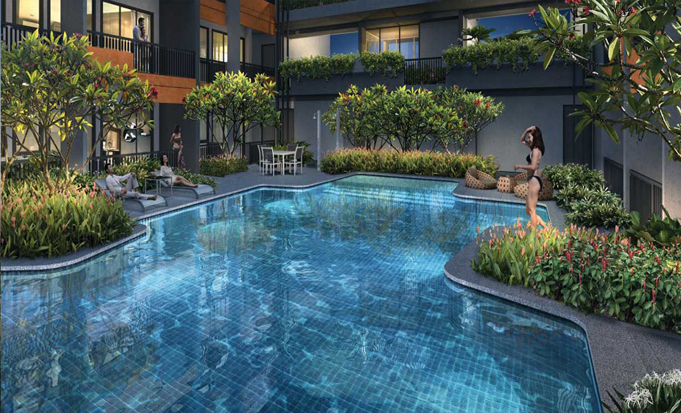 Rezi 24 swimming pool