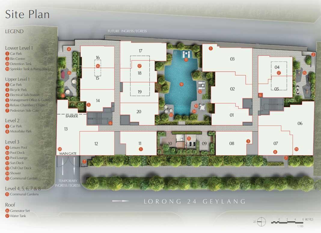 site plan img