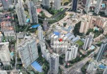 The-Avenir-Condo-Location-Site